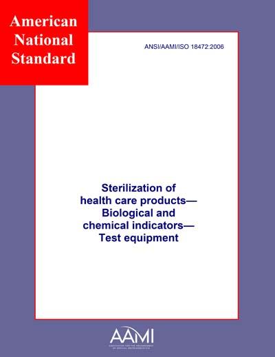 ANSI/AAMI/ISO 18472:2006