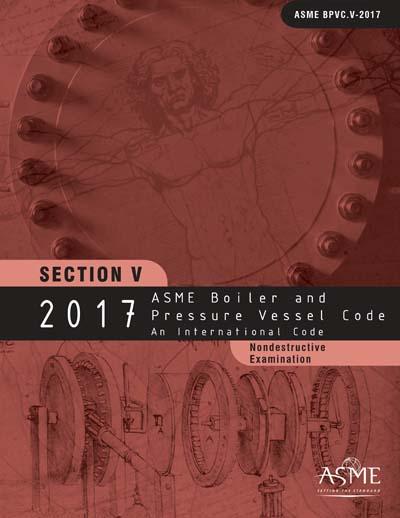 BPVC-V-2017 - Section V - Nondestructive Examination