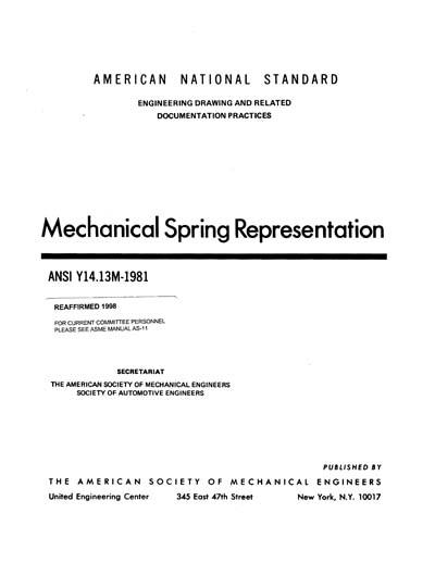 ANSI/ASME Y14 13M-1981 (R2003)