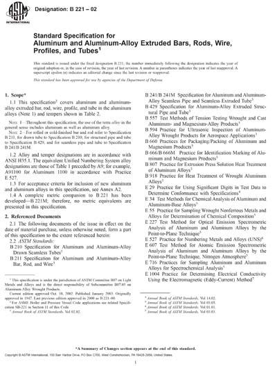 ASTM B221-02