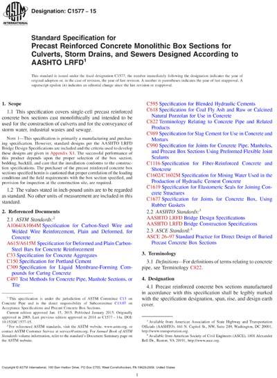 ASTM C1577-15
