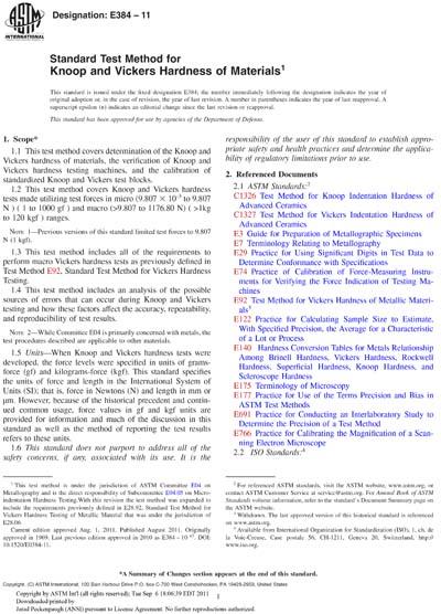 ASTM E384 11 PDF