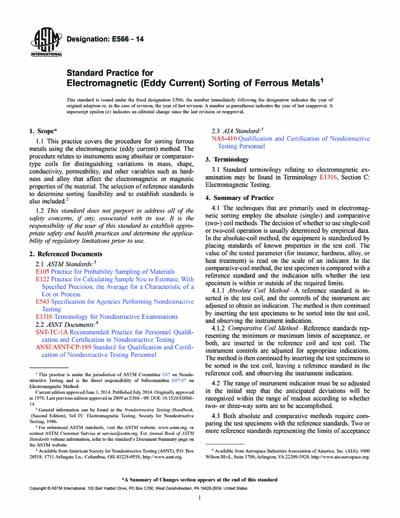 ASTM E566 PDF