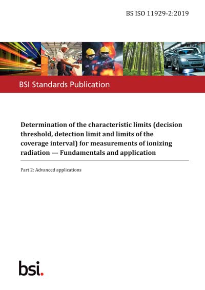 BS ISO 11929-2:2019