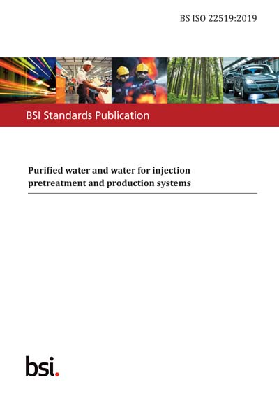 BS ISO 22519:2019