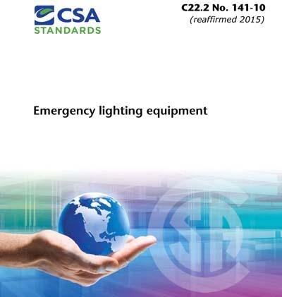 CSA C22 2 No  141-10