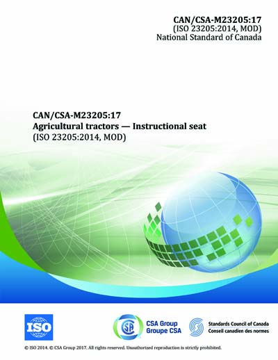 CAN/CSA M23205-2017