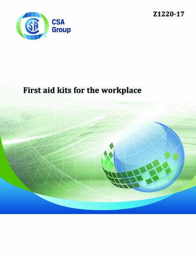 Csa Z1220 2017 Z1220 17 First Aid Kits For The Workplace