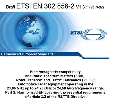 DS/EN 302 858-2 V1 3 1:2013