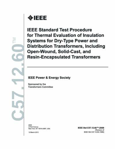 IEEE Std C57 12 60-2009