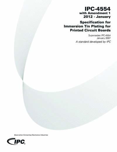 IPC 4554+Amd1-2012