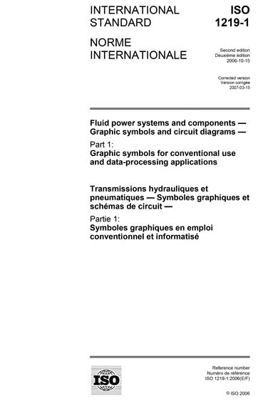 ISO 12191 2006  Fluid power systems and ponents