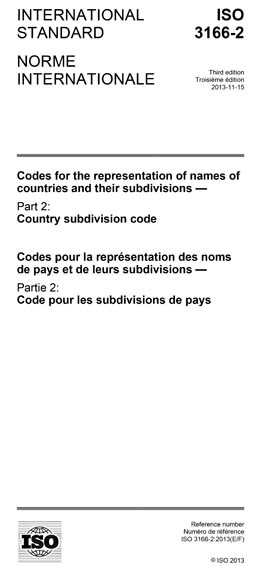 iso3166 country codes