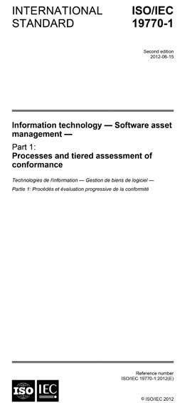 iso iec 19770 1 software asset management